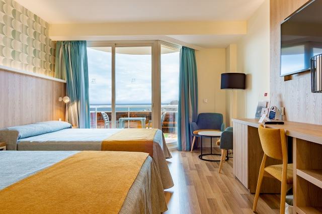Habitación Estándar - Peñíscola Plaza Suites